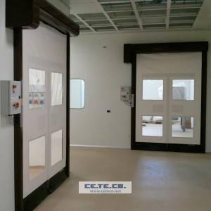 Clean doors